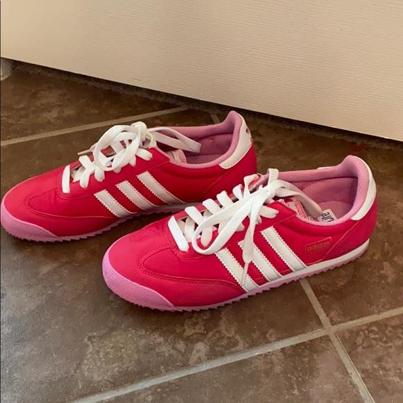 Shoes | Pink Adidas Ortholite Dragon
